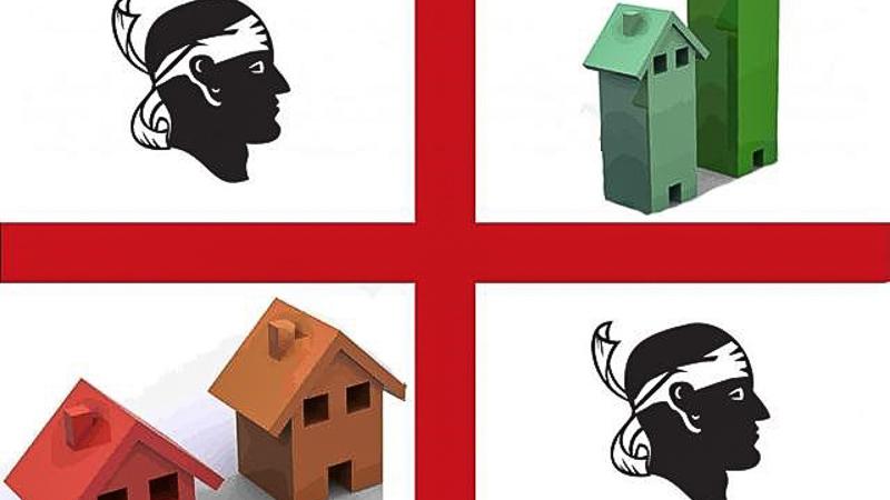 флаг сардинии италия дом сардиния