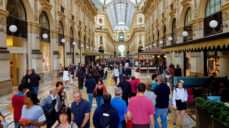 Milano citta internazionale