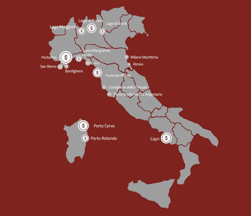 location dove stranieri comprano immobili in italia