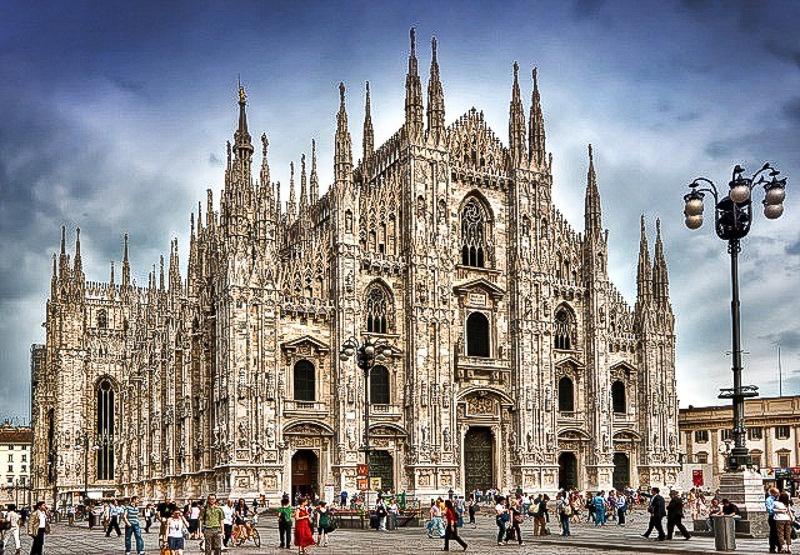 милан италия дуомо купить дом в милане италии